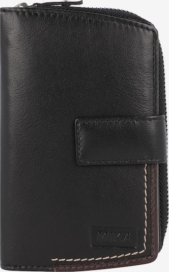 MIKA Geldbörse in schwarz, Produktansicht