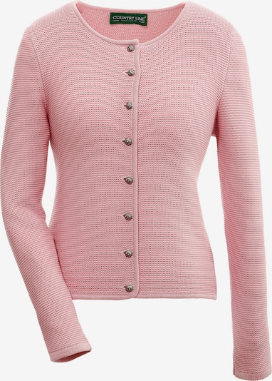 COUNTRY LINE Strickjacke in rosa, Produktansicht