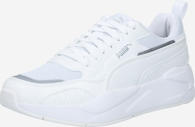 PUMA Sneaker 'X-Ray² Square' in hellgrau / weiß, Produktansicht