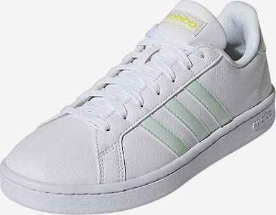 ADIDAS ORIGINALS Sneakers in mint / weißmeliert: Frontalansicht