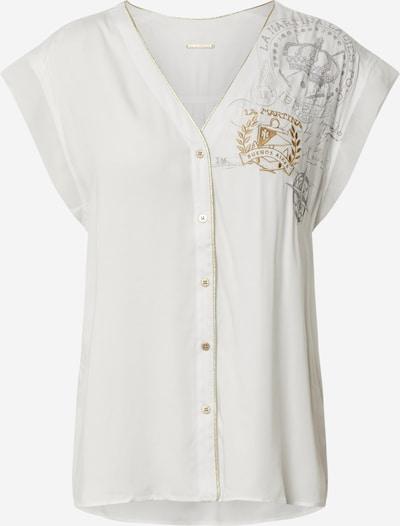 La Martina Bluza | bela barva, Prikaz izdelka