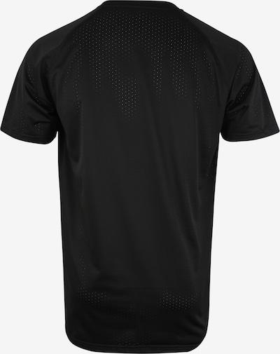 PUMA T-Shirt fonctionnel en noir: Vue de dos