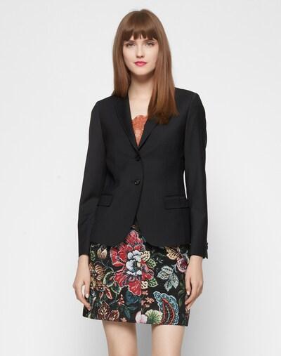CINQUE Blazer 'Cimira' in schwarz, Modelansicht