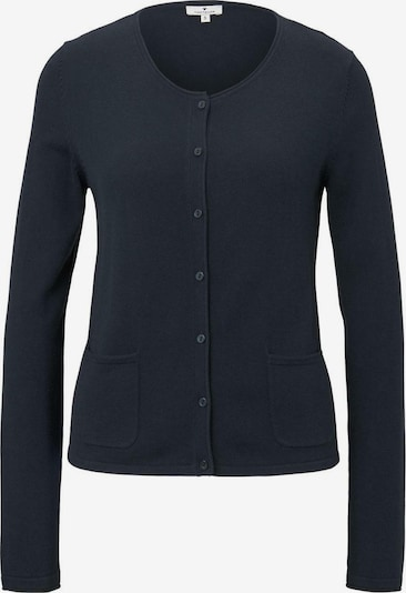 TOM TAILOR Cardigan in navy, Produktansicht