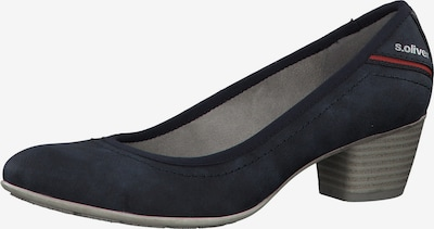 s.Oliver Pumps in blue denim, Produktansicht