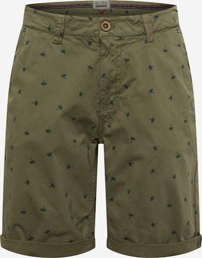 BLEND Shorts in oliv, Produktansicht