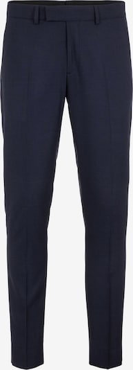 J.Lindeberg Pantalon à plis 'Grant' en bleu marine, Vue avec produit