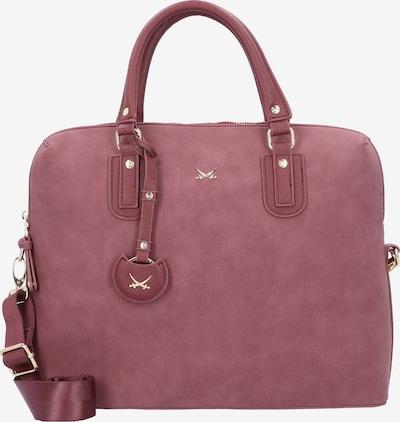 SANSIBAR Handtasche in pastellrot, Produktansicht