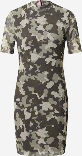 Tommy Jeans Kleid 'DW0DW079200IL' in grün, Produktansicht