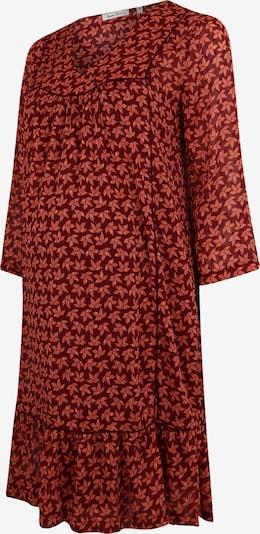 QUEEN MUM Kleid in koralle / rot, Produktansicht