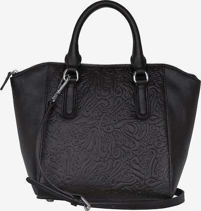 POON Switzerland Handtasche in schwarz, Produktansicht