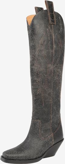 DIESEL Cowboylaarzen 'D-Giudecca MHB' in de kleur Zwart, Productweergave