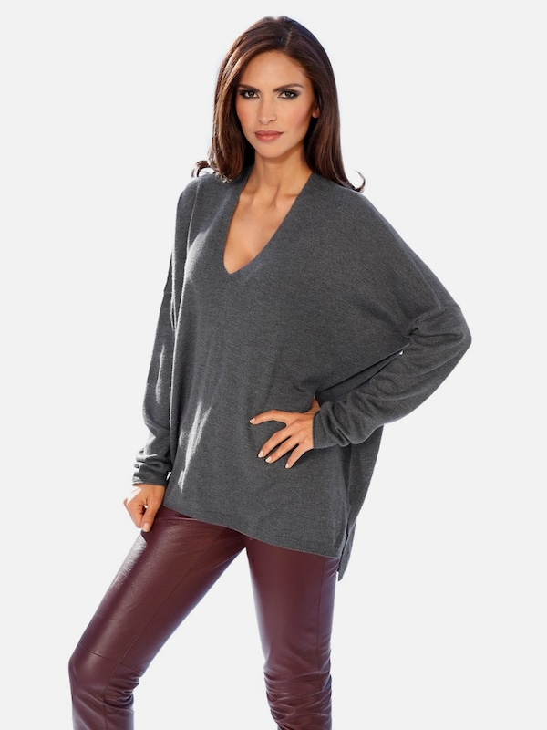 Ashley Brooke By Heine V-pullover