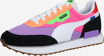 PUMA Sneakers laag 'RIDER PLAY ON' in de kleur Lila / Pink / Zwart, Productweergave