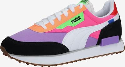 PUMA Sneakers laag in de kleur Lila / Pink / Zwart, Productweergave