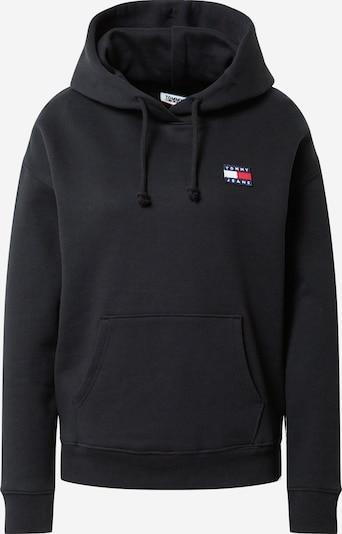 Tommy Jeans Sweatshirt in de kleur Navy / Rood / Zwart / Wit, Productweergave