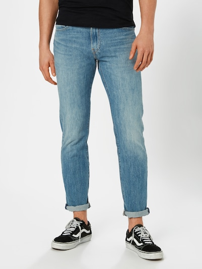 LEVI'S Jeans '511  SLIM' in blue denim, Modelansicht