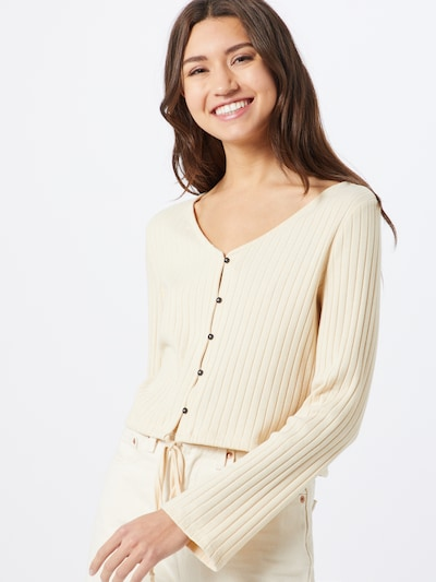 ABOUT YOU Shirt 'Nora' in beige / creme: Frontalansicht