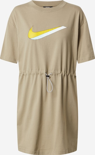 NIKE Robe de sport en noisette, Vue avec produit