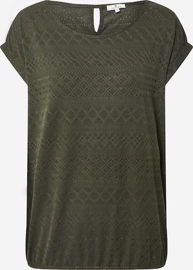 TOM TAILOR Tričko - zelená, Produkt