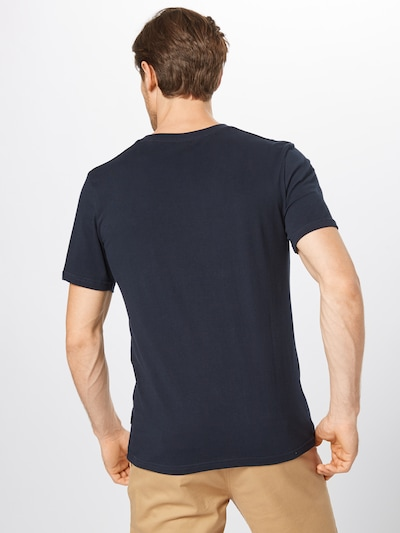 SCOTCH & SODA T-Shirt en bleu marine: Vue de dos