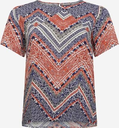 ONLY Carmakoma Tričko 'AFRICAN' - krémová / zmiešané farby, Produkt