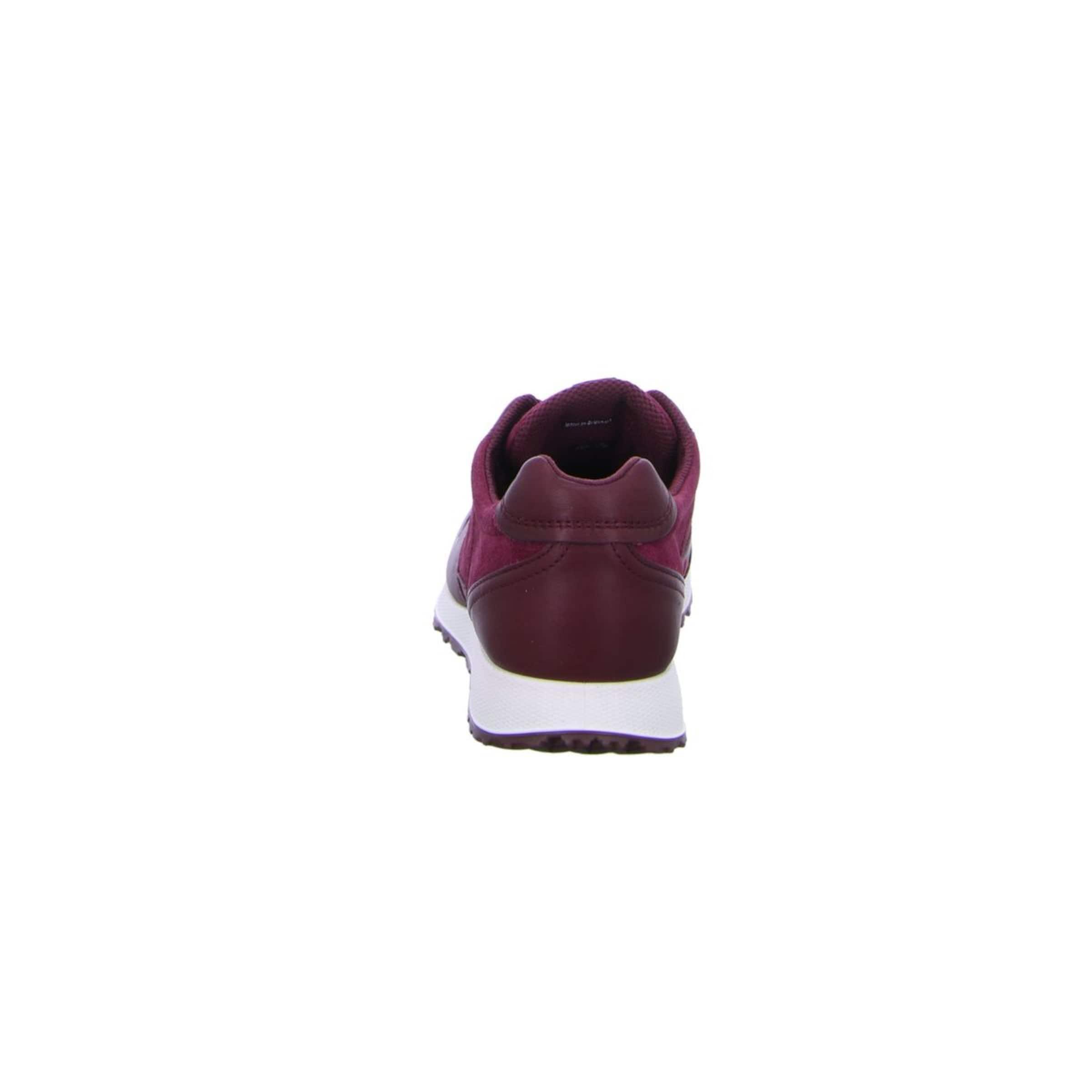 Ecco Schnürschuhe In Rotviolett Ecco Schnürschuhe N8nXOP0wkZ