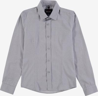 G.LEHMANN Langarmhemd in grau, Produktansicht