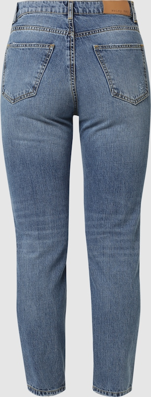 Noisy may 'NMLIV NW ANKLE STRAIGHT DEST JEANS BA608' Jeans