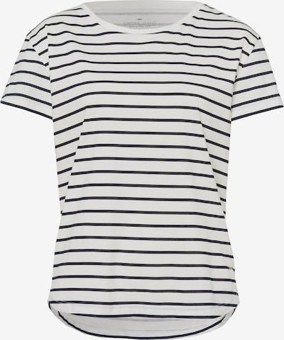 Cross Jeans Shirt in schwarz / weiß, Produktansicht