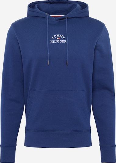 TOMMY HILFIGER Sweatshirt in navy / weiß, Produktansicht
