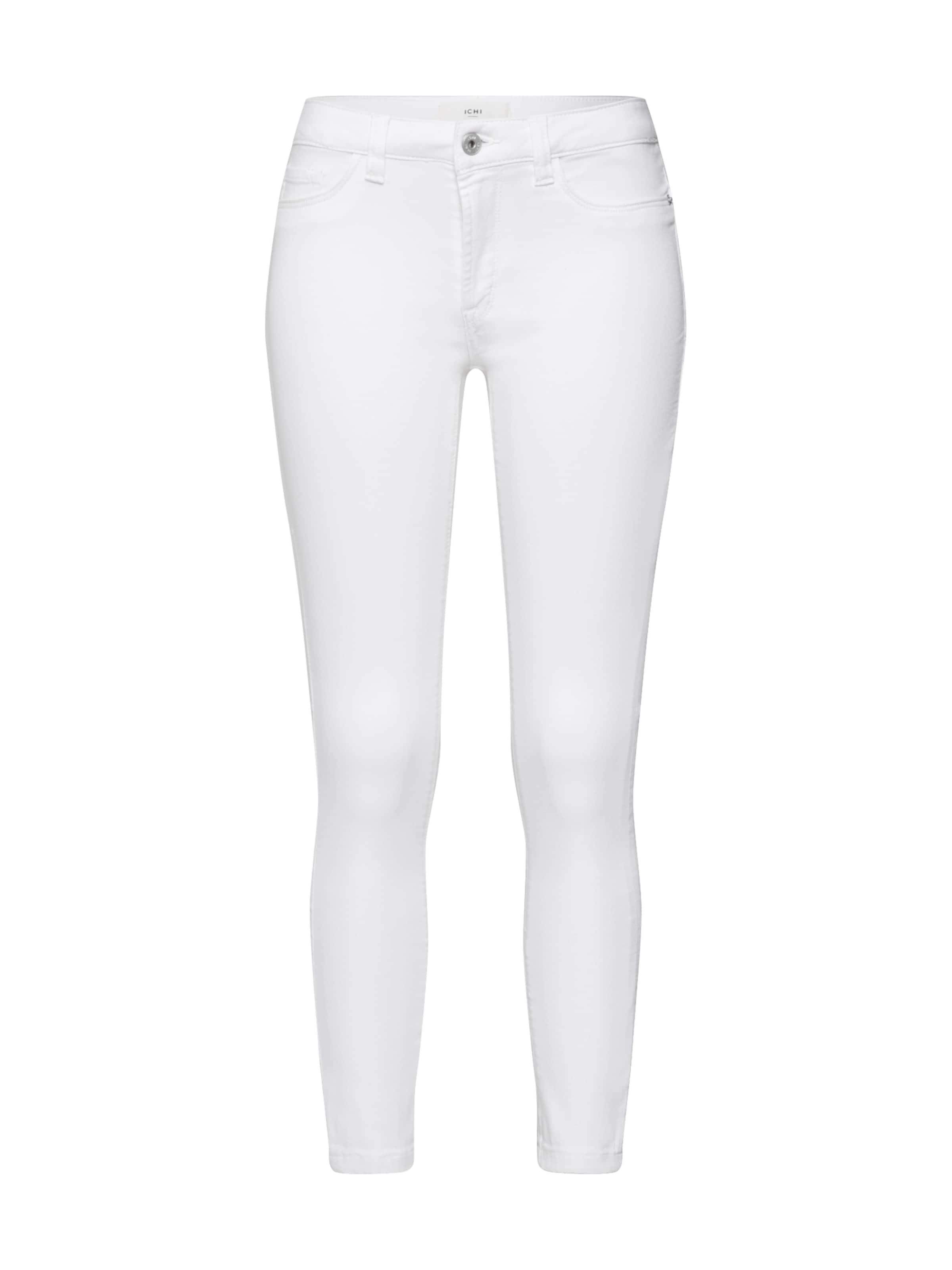 Jeans Denim 'cecce' Ichi In White rCBxoedW
