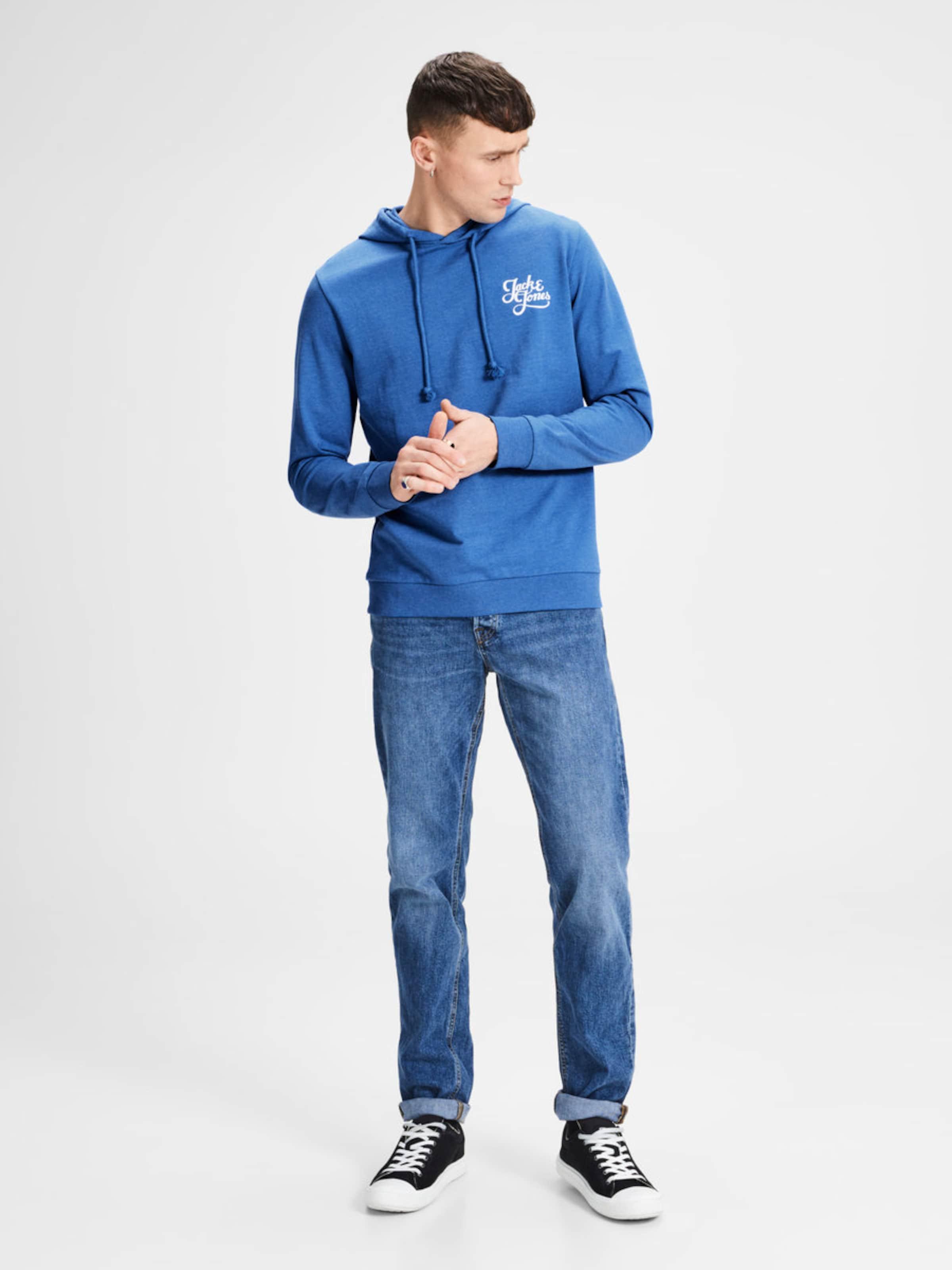 JACK & JONES Sweatshirt Beliebt Günstig Online Billig Verkauf Besuch Anzuzeigen Günstigen Preis 8uvETELhl1