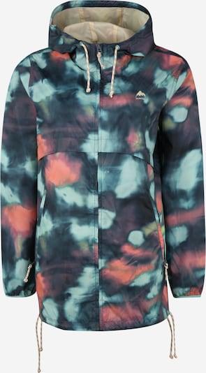 BURTON Zimná bunda 'Hazlett Packable' - tmavomodrá / vodová / broskyňová, Produkt