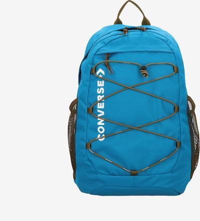 CONVERSE Rucksack in royalblau / braunmeliert, Produktansicht