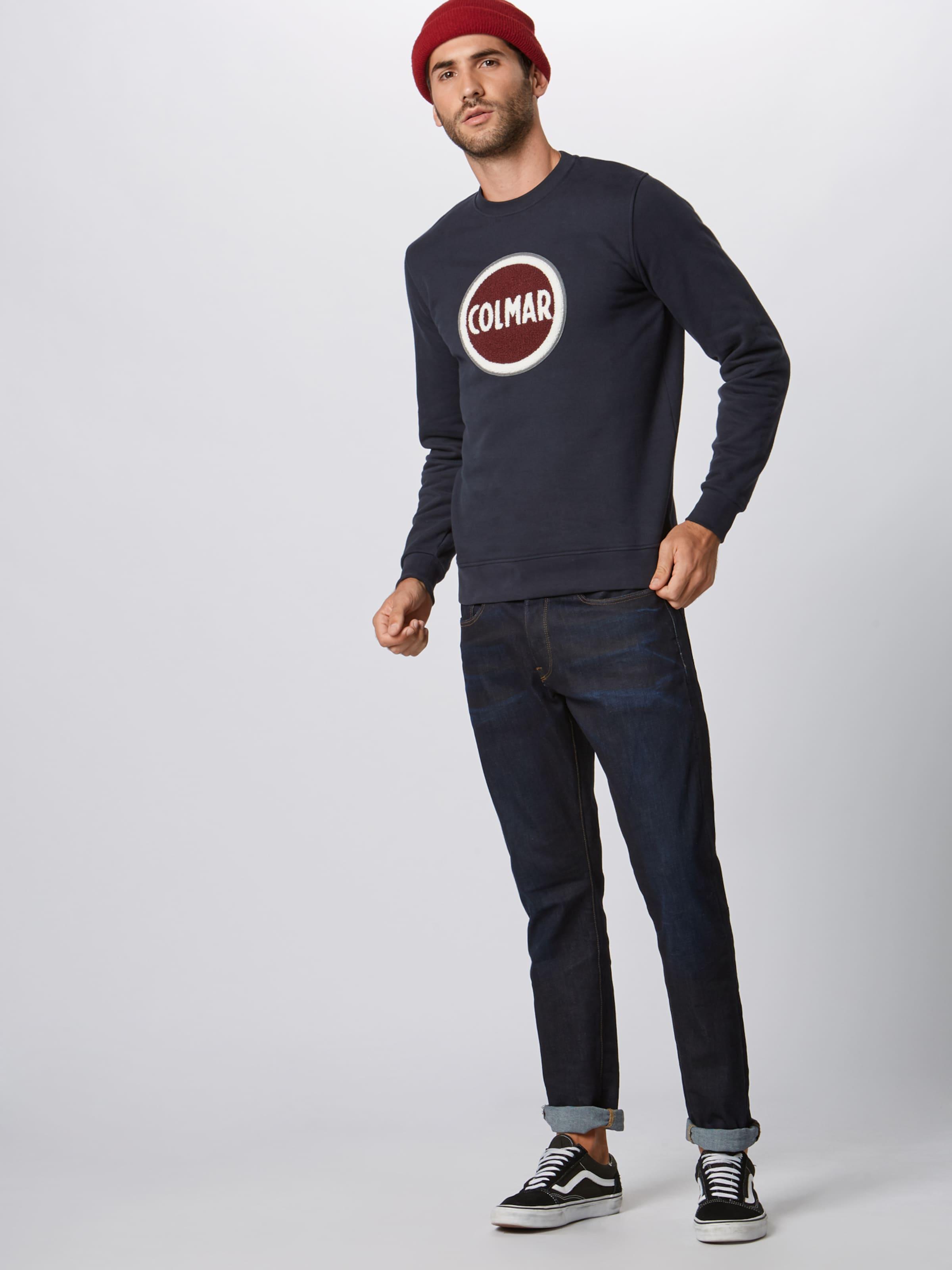 shirt Colmar Bleu En Marine Sweat 'sounds' If6vbyY7gm