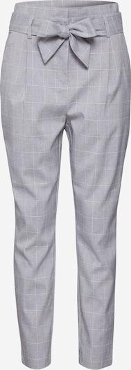 Chino stiliaus kelnės 'VMJENNANAEVA' iš VERO MODA , spalva - mėlyna / balta, Prekių apžvalga