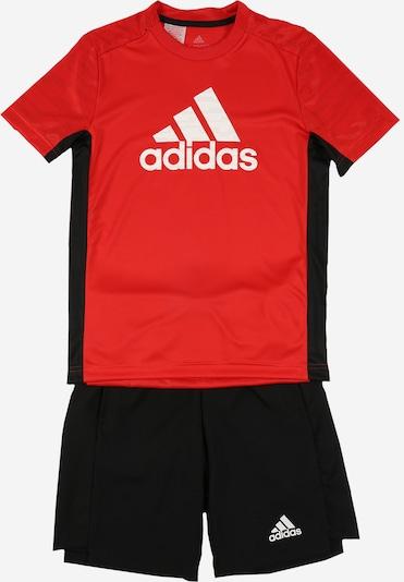 ADIDAS PERFORMANCE Strój sportowy w kolorze czerwony / czarnym, Podgląd produktu