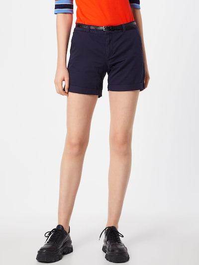 VERO MODA Shorts 'VMFLASH' in nachtblau, Modelansicht