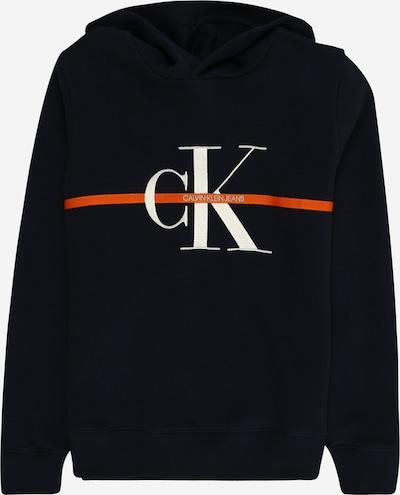 kobaltkék / narancs / fehér Calvin Klein Jeans Tréning póló, Termék nézet