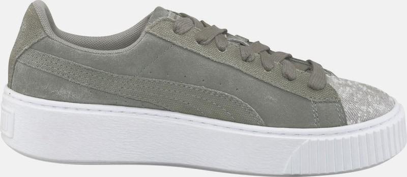 PUMA Suede billige Platform Verschleißfeste billige Suede Schuhe a65178