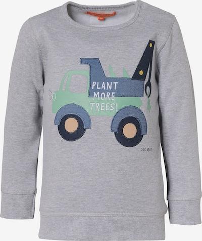 STACCATO Sweatshirt in grau: Frontalansicht