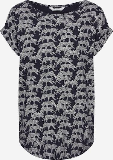 Wemoto Majica 'HOLLY PRINTED' | črna / bela barva, Prikaz izdelka
