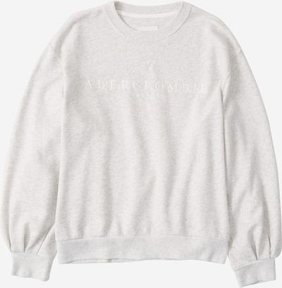 Abercrombie & Fitch Sweatshirt in graumeliert, Produktansicht