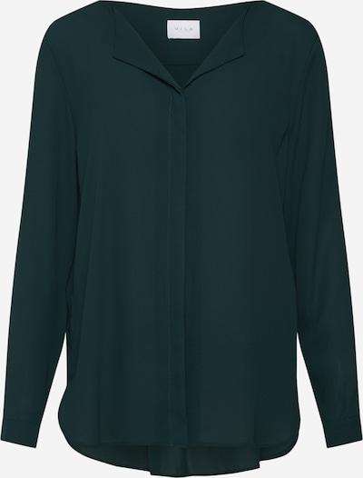VILA Bluse in smaragd, Produktansicht