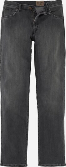 WRANGLER Jeans 'Texas Stretch' in grau: Frontalansicht