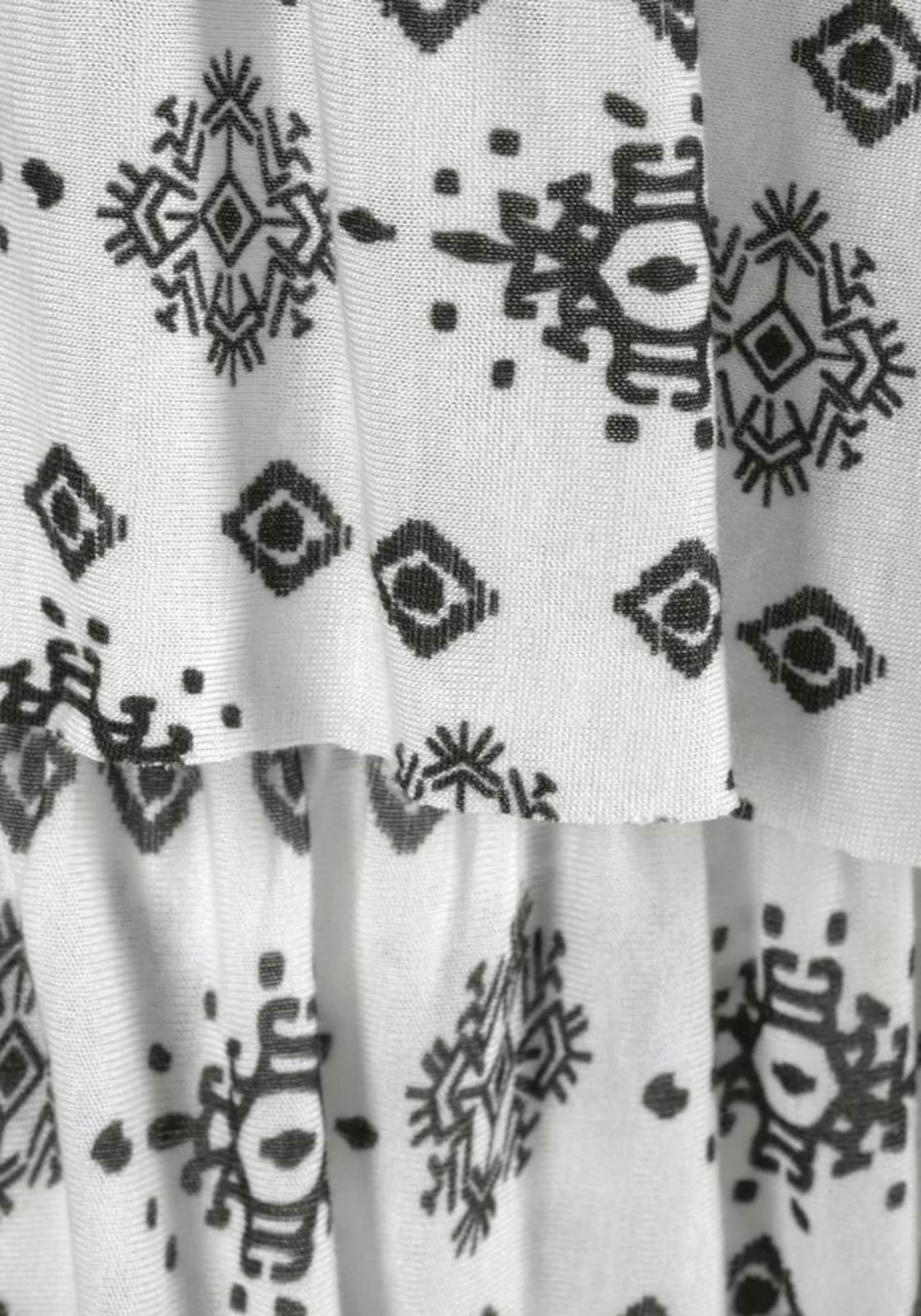 LASCANA Strandkleid mit Volants Billig Verkauf Geniue Händler Genießen Günstig Online 100% Original Spielraum Großer Rabatt Billig Verkauf Limitierter Auflage nN4Pou