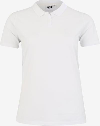 Urban Classics Curvy T-shirt en blanc, Vue avec produit