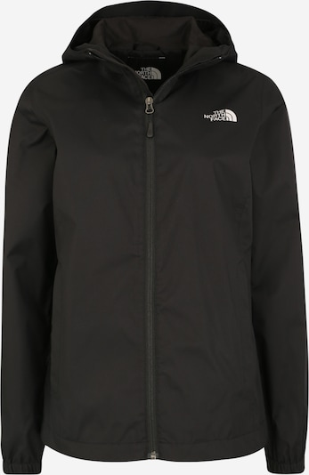 THE NORTH FACE Veste outdoor 'Quest ' en noir, Vue avec produit