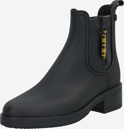 Cizme de cauciuc 'DERICA' LEMON JELLY pe galben / negru, Vizualizare produs